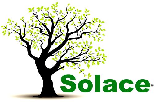 Solace Camper Trailer Logo