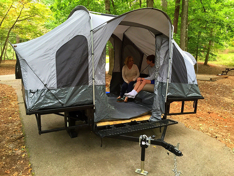 Costco Ford F150 >> Double Duty Camper Tent Trailer - The USA Trailer Store
